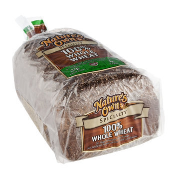 Nature's Own Specialty 100% Whole Wheat Bread