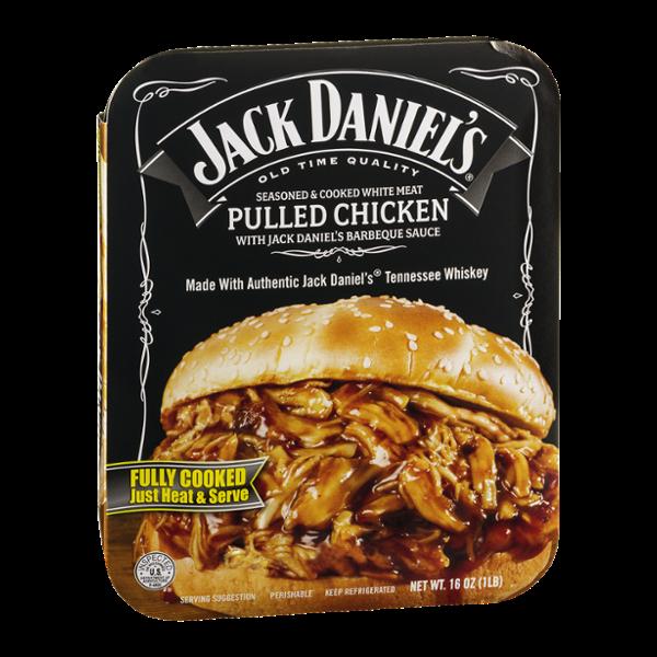 Jack Daniels Pulled Chicken
