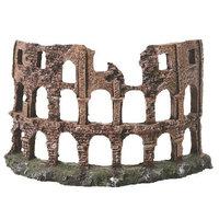 Pure Aquatic Design Elements Roman Colosseum Ruins Aquarium Ornament