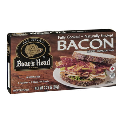 Boar's Head Bacon Fully Cooked Gluten Free