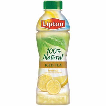 Lipton® 100% Natural Green Tea Lemon