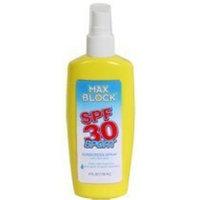 Max Block SPF 30 Sport Sunscreen Spray (2-pack) - 4 Oz Each