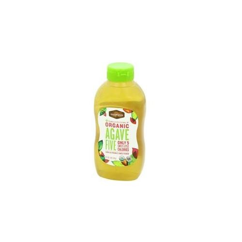 Madhava Natural Sweeteners Madhava - Organic Agave Five Sweetener - 16 oz.