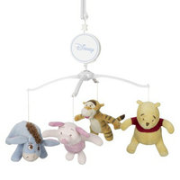 Crown Crafts Inc. Disney Baby Mobile- Dreams of Honey