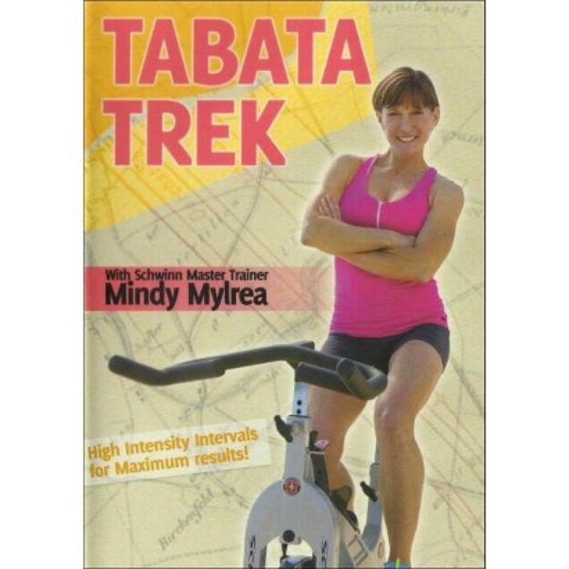 Bayview Films Bayview BAY203 Mindy Mylrea- Tabata Trek Cycling