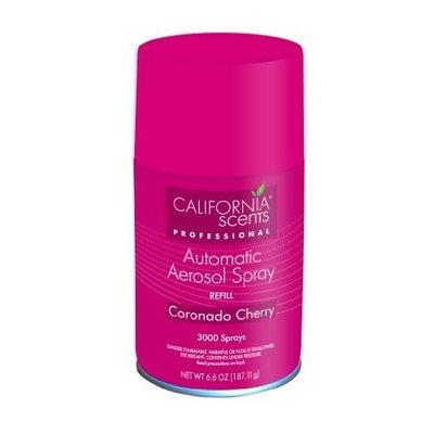 California Scents CSP-1700 Refill, Coronado Cherry, 6.6 Ounce (Pack of 12)