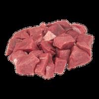 USDA Chuck Stew Meat Butcher Shop Beef Chuck