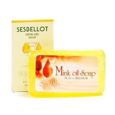 Sesbellot Mink Oil Mink Oil Soap 3.4oz/100g