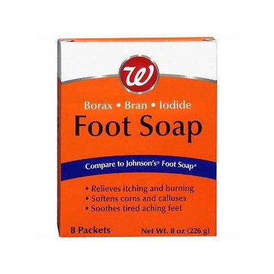 Walgreens Foot Soap 8 Pack