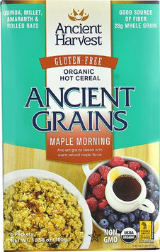 Ancient Harvest Ancient Grains Organic Hot Cereal Maple Morning 6 Packets
