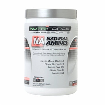 Nutriforce Sports Amino Post-Workout BCAA Fruit Punch