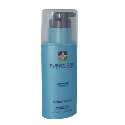 Pureology Anti-Fade Complex Super Straight Serum, 5.1 Ounce