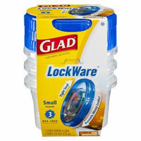 Glad LockWare Containers