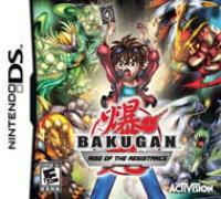 Activision Bakugan Rise of the Resistance