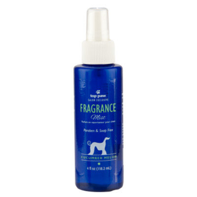 Top Paw Cucumber Scented Dog Fragrance Spray