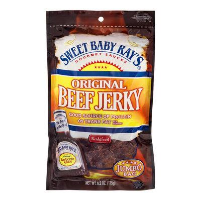 Sweet Baby Ray's Beef Jerky Original