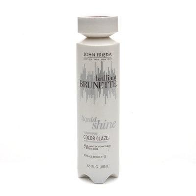 John Frieda Brilliant Brunette Liquid Shine Luminous Color Glaze for All Brunettes