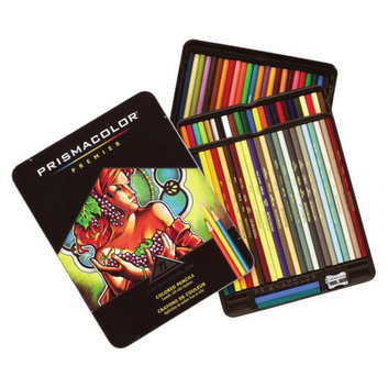 Notions Marketing Prismacolor Premier Colored Pencils 72 Count (03599TN)