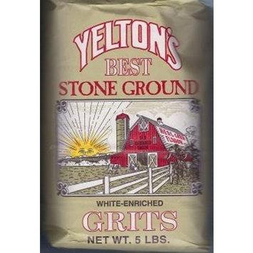 Yelton's Best Stone Ground White Grits - 5 lb