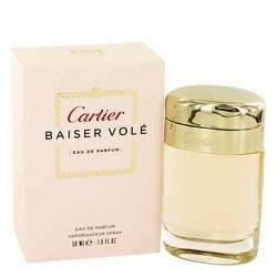 Baiser Vole by Cartier Eau De Parfum Spray 1.7 oz
