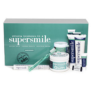 Supersmile Whitening Introductory Kit ($128 Value!)