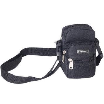 Everest Trading CM5D-BK 6Camera Bag with Detachable Shoulder Strap