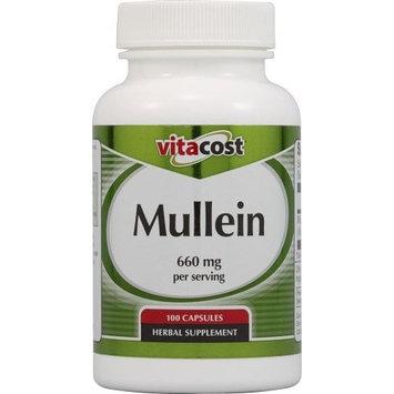 Vitacost Brand Vitacost Mullein -- 660 mg per serving - 100 Capsules