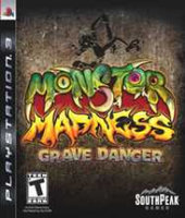 Artificial Mind and Movement Monster Madness: Grave Danger