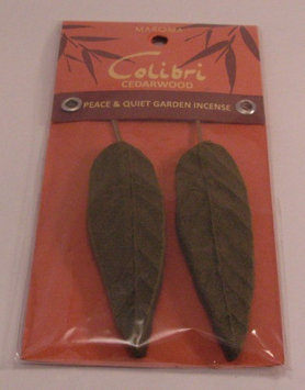 Colibri Cedar Garden Incense Maroma 1 Pack