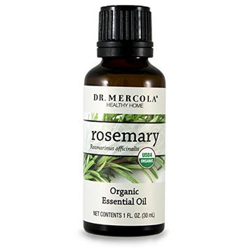Dr Mercola Organic Rosemary Essential Oil - 30ml