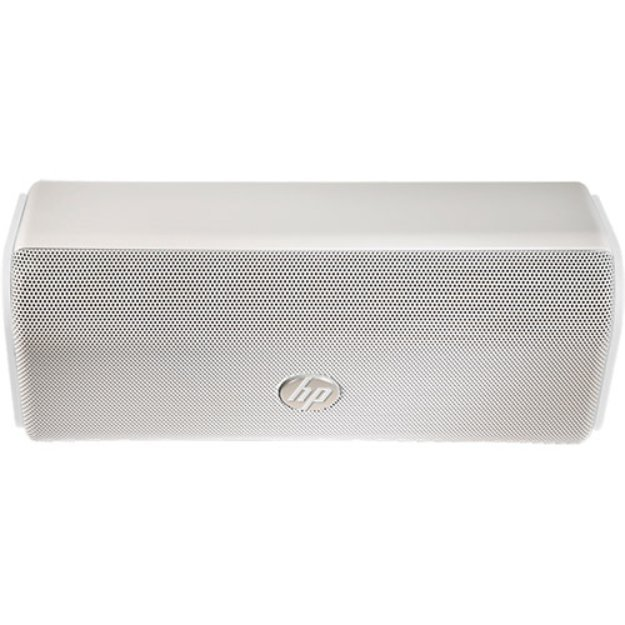 Hewlett Packard HP Roar Wireless Speaker, White