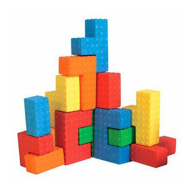 Edushape Stack'em Up Blocks - 18 Piece
