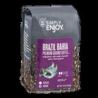 Simply Enjoy Ground Coffee Brazil Bahia