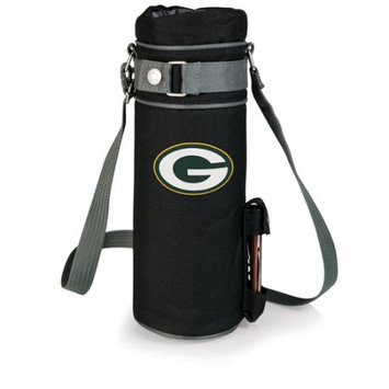 Nfl - Green Bay Packers Picnic Time Insulated Single Bottle Wine Sack - Green Bay Packers