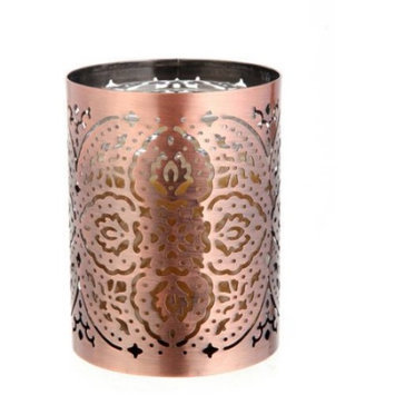 Better Homes and Gardens Morocco Metal Candle Sleeve