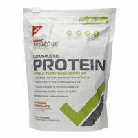 Gnc Puredge GNC PUREDGE Complete Protein - Natural Chocolate