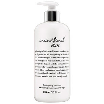 philosophy unconditional love firming body emulsion