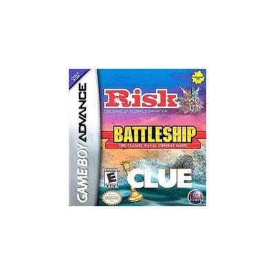 Jack of All Games Risk/Battleship/Clue Compilation