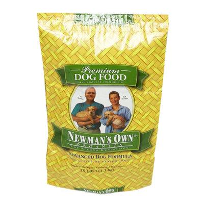 Newman's Own Organics 25lb Advanced Dog Formula