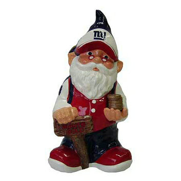 Forever Collectibles Gnome Bank- NY Giants - School Supplies