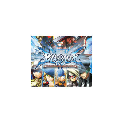 Aksys Games, Inc BlazBlue: Continuum Shift Platinum The Trinity DLC