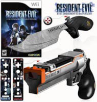 Interworks Unlimited, Inc. Resident Evil: Darkside Chronicles with Gun