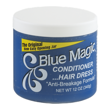 Blue Magic Conditioner and Hair Dress Anti-Breakage Formula