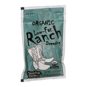 Salad Bar Tenders Dressing Organic Low-Fat Ranch