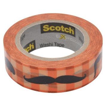 Scotch Washi Tape Funky Dots 10mX15mm