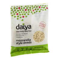 Daiya Deliciously Dairy Free Mozzarella Style Shreds