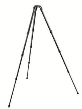 Gitzo GZGT2542LS Series 2 6x Systematic 4 Section Long Carbon Fiber Tripod, Max Height 59, Supports 55 lbs.