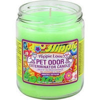 Hippie Love Pet Odor Exterminator Candle