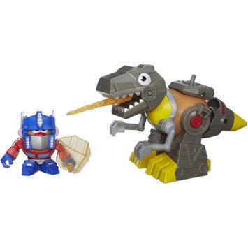Playskool Mr. Potato Head Transformers Mixable Mashable Heroes as Optimus Prime
