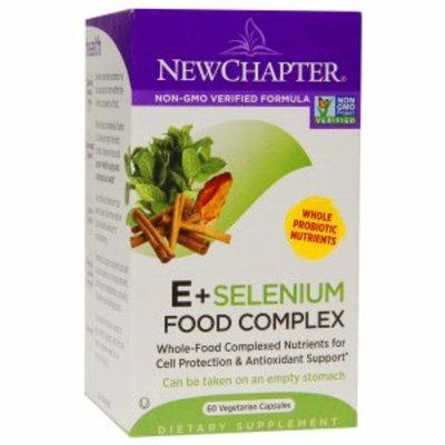 New Chapter Organics E & Selenium Food Complex